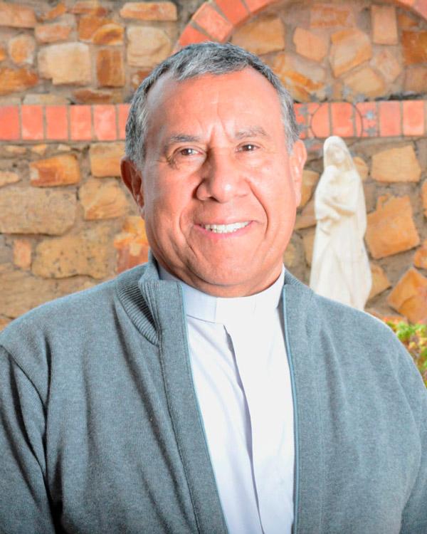 PADRE PEDRO ERNESTO HERRERA HURTADO, CSV, Rector Colegio San Viator Tunja