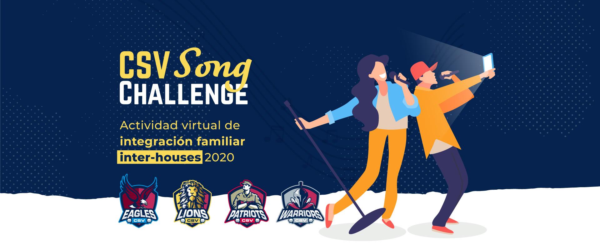 CSV Song Challenge