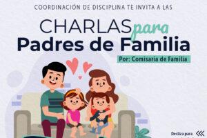 Post – charlas con padres de familia 1