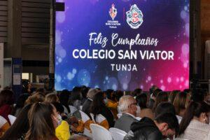 Celebración 5 aniersario Colegio San Viator de Tunja